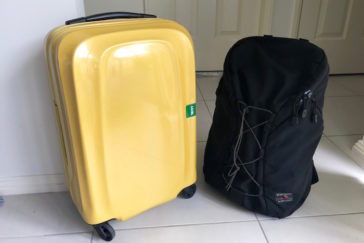 ultralight luggage downsides
