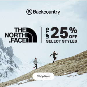 backcountry north face ad