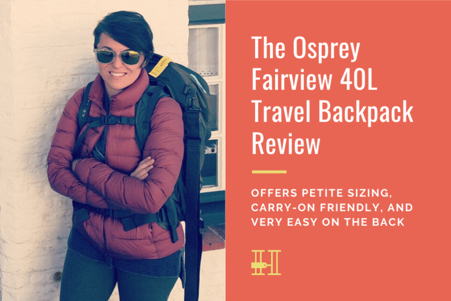 osprey fairview 40 backpack reviewed
