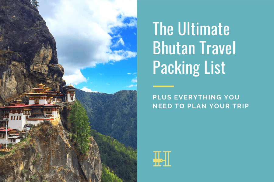 Female Travel Packing Lists - cover