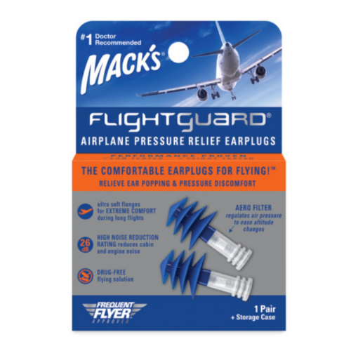 Mack's Flightguard Earplugs