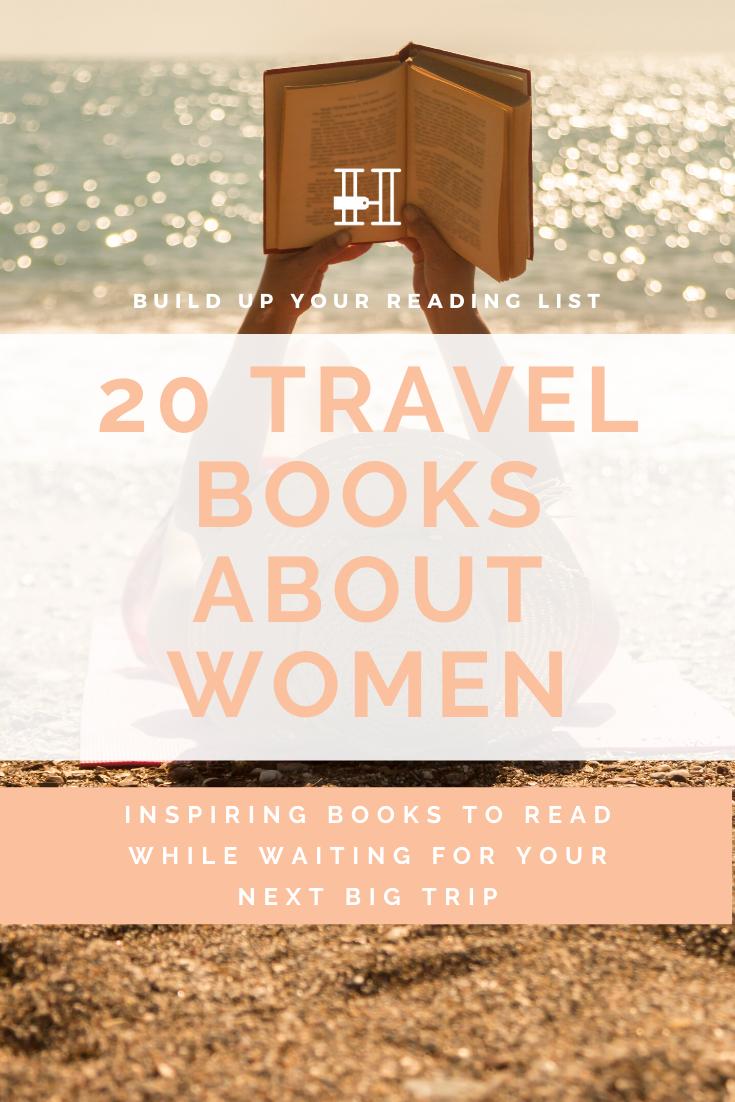 womens travel books