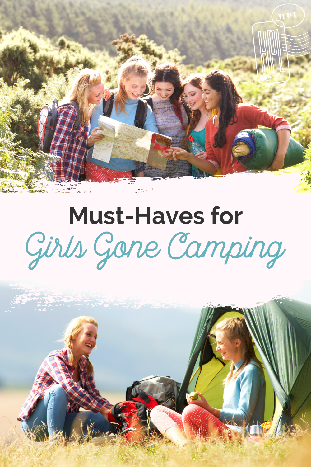 what to pack for camping for girls