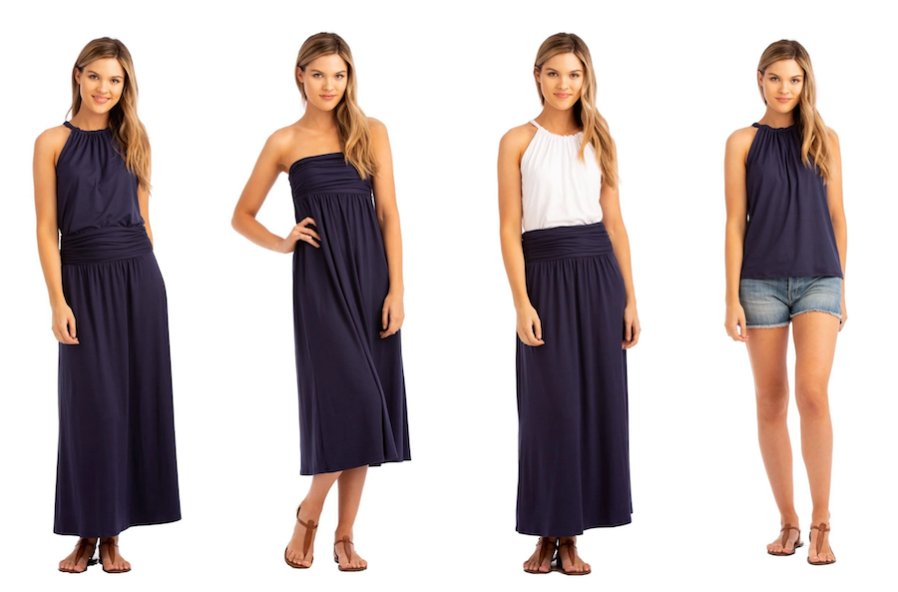 Vacay 2-piece travel dresses