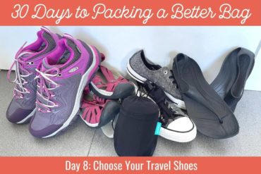 how to choose your travel shoes